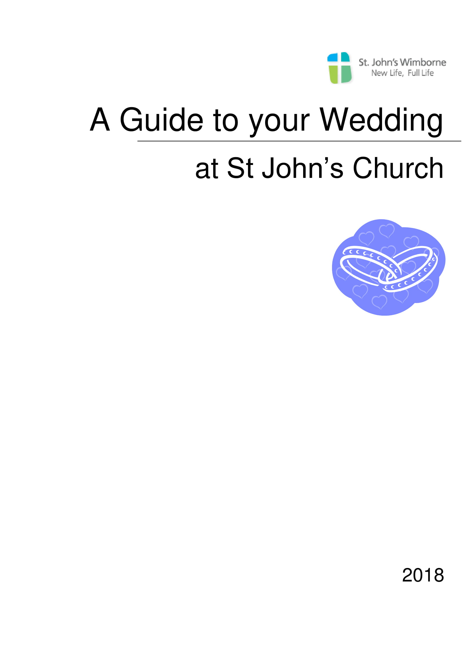 A Guide to Your Wedding pdf icon