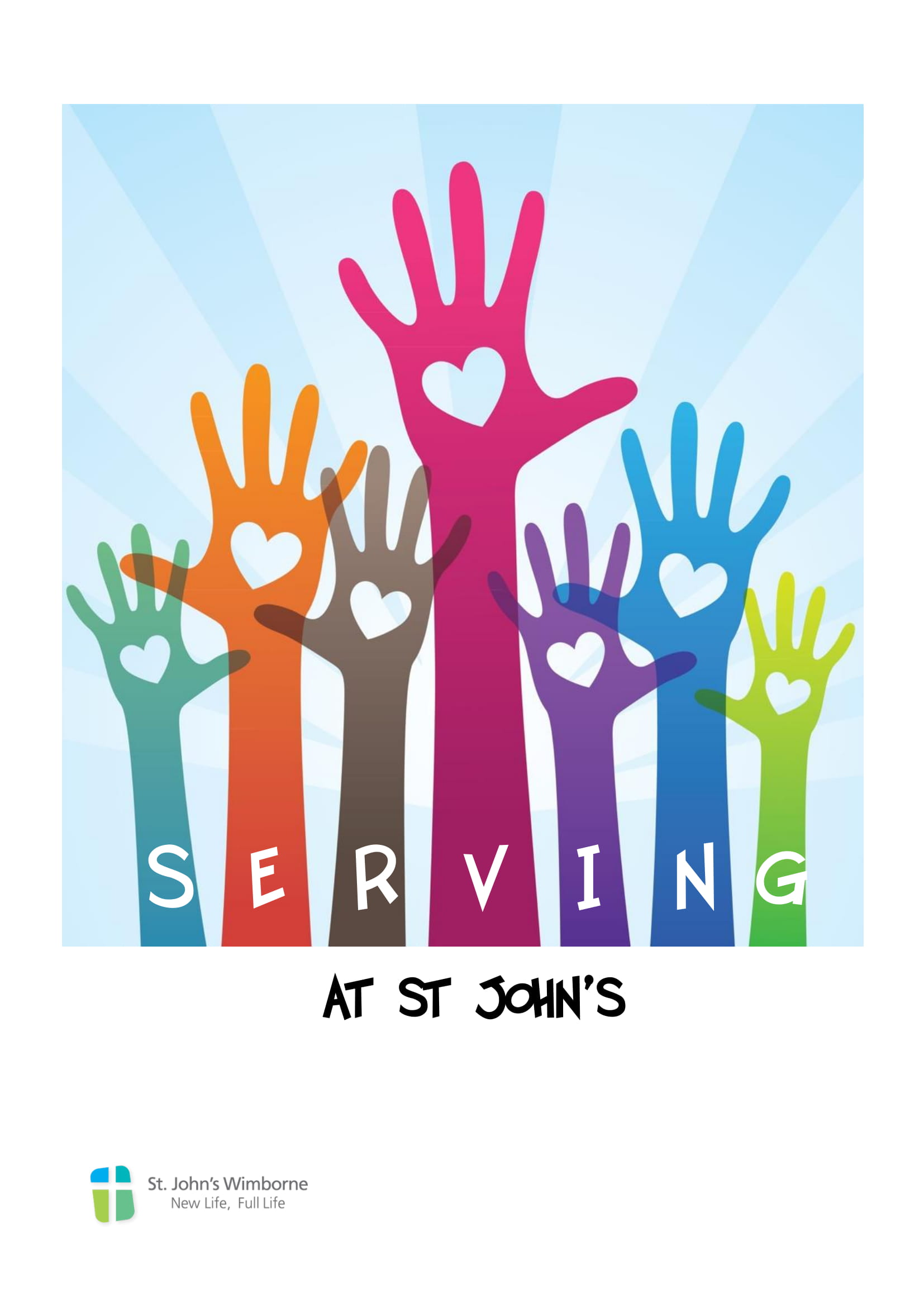 Serving at St John's Leaflet 2019 pdf icon