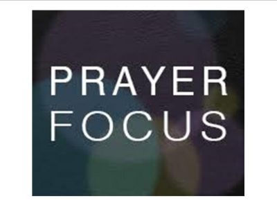 Prayer Focus – Wednesday 9 June thumbnail